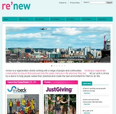 picture:  www.renewleeds.co.uk - Leeds Website re-development - Zooble Technologies
